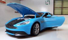 G LGB 1:24 Scale Aston Martin Bond Vanquish 24046 V Detailed Welly Model Car