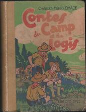 Ch. H. Dhacé Contes du camp et du logis, veillées scoutisme