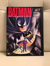 Batman: The Animated Series - The Legend Begins (DVD, 2002)