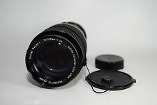 Vivitar Series 1 70-210mm f/3.5 Macro Focusing Zoom VMC Lens for Canon FD