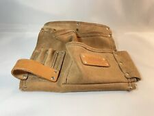 Atchison Leather Products Carpenter Plumber Tool Belt Bag Pouch A495-SP