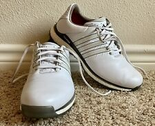 Men's Adidas Tour 360 XT-SL2 Spikeless Size 7M Golf Shoes