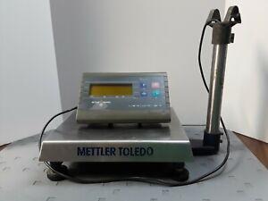 Mettler Toledo Wildcat 150lb Scale