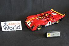 GMP Ferrari 312PB 1972 1:18 #1 Ickx / Regazzoni winners 1000km Monza (PJBB)