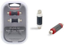 RCA Audio Cable Coupler Belkin NEW
