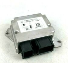 Ford Ranger SRS Airbag Restraint Control Module No Crash Data EB3T14B321EG