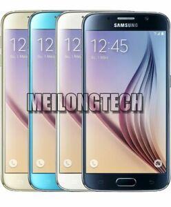 Samsung Galaxy S6 32GB G920 GSM Unlocked 4G LTE Smartphone AT&T Verizon T-Mobile