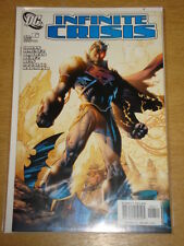 INFINITE CRISIS #6 2006 SUPERMAN DC COMICS LEE COVER