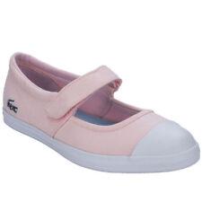 Chaussures roses Lacoste pour fille de 2 à 16 ans
