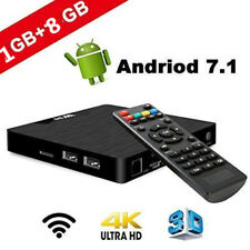 W95 4K TV BOX 1GB+8GB ANDROID 7.1 Amlogic s905w QUAD CORE 2.4G WI-FI 64BIT EU