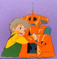 SENGOKU MAJIN GOUSHOUGUN - KENTA SANADA anime cel C10 w/ Genga -Ray Rohr Cosmic