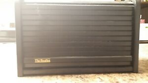 1988 Beatles Wooden Roll Top Complete Box Set w/16 cd's & Booklet