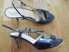 L.K. Bennett Patent Leather Mid Heel (1.5-3 in.) Women's Shoes