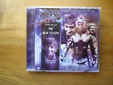 Doctor Who The Blue Tooth, 2007 Companion Chronicles Big Finish audio book CD