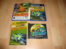 JUICED 1 CARRERAS COCHES DE THQ PARA LA SONY PLAY STATION 2 PS2 USADO COMPLETO