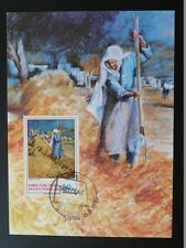 paintings agriculture maximum card Turkish Cyprus 73249