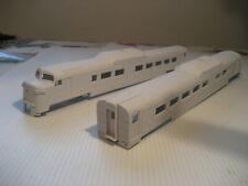 2-HO IHP/MTM New Heaven Roger Williams interurban commuter car  shells