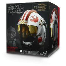 Star Wars The Black Series Luke Skywalker Electronic X-Wing Pilot Helmet ~SEALED