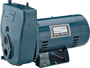 NEW STA-RITE SLC-1 1/2 HP DEEP & SHALLOW WELL JET PUMP NEW IN BOX SALE 6194401
