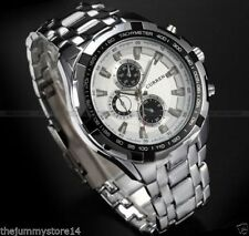Curren CUR011 Luxury sports Trendy Wristwatch for men Imported WITH BOX