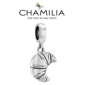 Genuine CHAMILIA Sterling Silver Croissant Charm 2010-3415 ~ NEW ~ France French