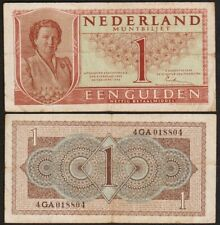 1 GULDEN 1949 PAYS BAS / NETHERLANDS - P72 (02)