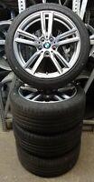 4 BMW Sommerräder Styling 486 M 225/45 R18 95W BMW 2er F45 F46 7848602 ink RDCi