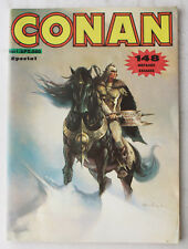 VERY RARE VINTAGE 80'S CONAN SPECIAL VOL 1 FIRST ISSUE GREEK COMIC GREECE NOS !
