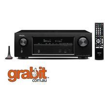 Denon AVR-X1200W - 7.2CH AV Receiver Bluetooth Hifi Streaming Audio Dolby ATMOS