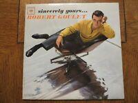 Robert Goulet – Sincerely Yours - 1962 - Columbia CL 1931 Vinyl LP VG+/EX!!!