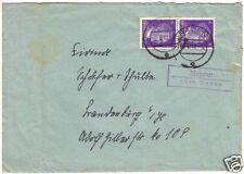 Landpoststempel, Poststelle II, Retzow über Nauen, Nauen, 30.6.42