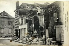 CPA 02 FRANCE WW1  La Grande Guerre 1914 1918 Soissons bombardée 2581