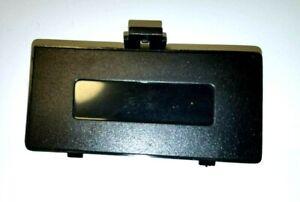 Batteriefach Deckel für Nintendo GameBoy Pocket  SCHWARZ