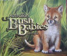 2011 Australian Bush Babies - Dingo 1/2oz Silver Proof Coin, Perth Mint