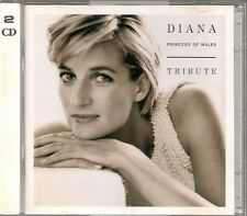2 CD COMPIL 36 TITRES--TRIBUTE DIANA PRINCESS OF WALES--DION/JACKSON/JOHN/SEAL..