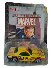 Maista Ultimate Marvel Die Cast Collection Series 1 6/25 Plymouth Cyclops