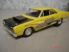 Revell 1/25 68-69 Dodge Dart Resin Drag Race Chassis