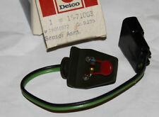 GM DELCO GR9 .280 HEATER VALVE ASSEMBLY 16037768 15-71032 NOS OEM