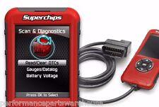 SUPERCHIPS F5 FLASHPAQ 1999-16 CHEVY TRUCKS 4.8-8.1L GAS, 01-16 DURAMAX