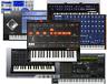 Korg Legacy MS-20,M1,Wavestation,ARP Odyssey,Polysix,MonoPoly,MDE-X,LegacyCell