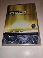 iWorship A Total Worship Experience Volume B (DVD, 2002, Integrity Media)