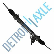 Jaguar  XK, XJ Complete Power Steering Rack and Pinion Assembly