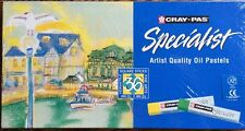 Sakura Cray-Pas Specialist Artist Quality Oil Pastels*36 Colors *New*