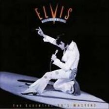 ELVIS PRESLEY - WALK A MILE IN MY SHOES: THE ESSENTIAL 70'S MASTERS USED - VERY
