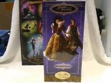 DISNEY STORE SNOW WHITE & PRINCE LIMITED EDITION FAIRYTALE DESIGNER DOLL SET