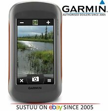 Garmin Montana 650│Outdoor Handheld GPS│Hiking-Marine-Motorbike│Camera│Compass..