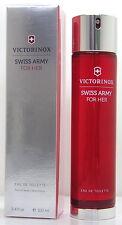 Victorinox Swiss Army for Her 100 ml EDT Spray