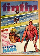 BD Comics Magazine Hebdo Journal Tintin No 41 35e Hans Dans La Dernière Ile...