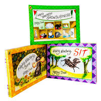 Lynley Dodd Hairy Maclary and Friends Series 10 Books Collection Set pack NEW