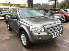 Land Rover Freelander 2 2.2Td4 2008MY SE 08 Registration